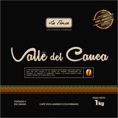 Café La finca Molido Cauca 1kg