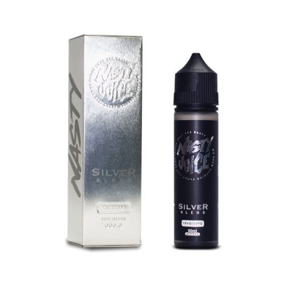 Silver Blend 60ml - Tabaco Vainilla