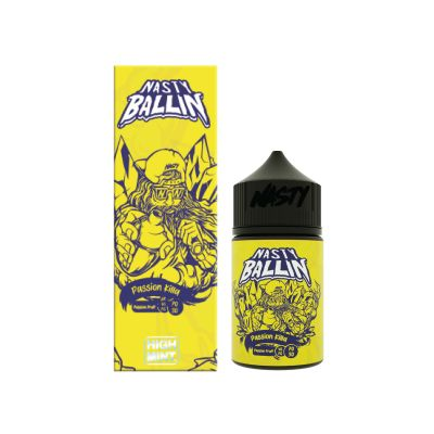 High Mint Passion Killa 60ml - Maracuyá Menta Fuerte