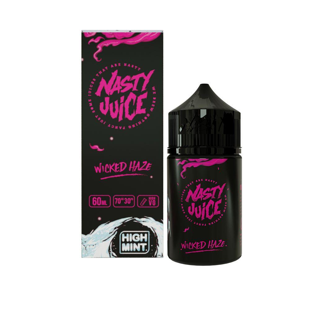 High Mint Wicked Haze 60ml - Casis Limonada Menta Fuerte