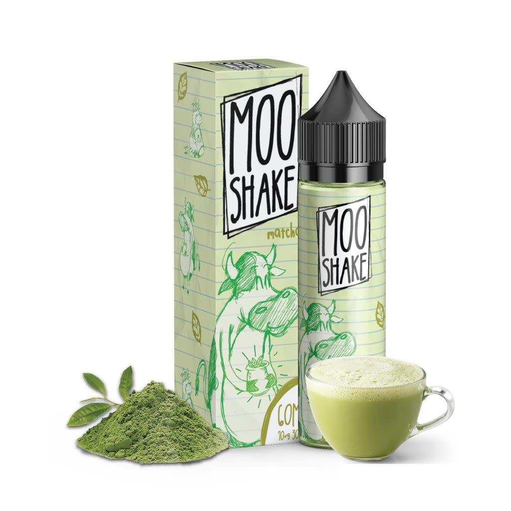 Moo Shake Matcha 60ml - Té Verde con Leche
