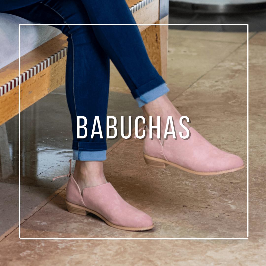 babuchas, zapatos bajos, zapatos planos
