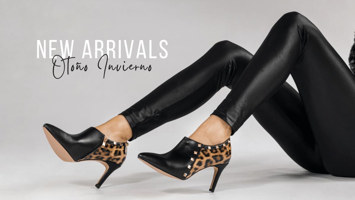 Botines, botas y zapatos de mujer, diseños exclusivos otoño invierno 2021