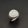 Anillo sello plata