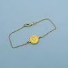 Pulsera cadena gold G