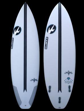 Tabla De Surf Klimax Lucky Seven1