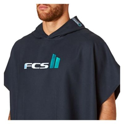 Poncho FCS Chamois [Navy]1