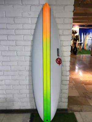 Tabla De Surf Artemis Fluorescent 6'3''1