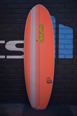 Tabla De Surf Cabezas Lazy Boy 5'8''1