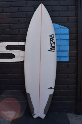 Tabla De Surf Cabezas The Motivator1