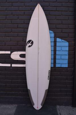 Tabla De Surf Klimax Komet1