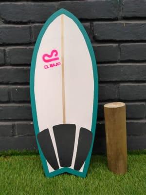 Balance Surf El Bajo 76x331