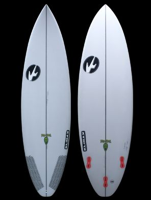 Tabla De Surf Klimax Kannibal1