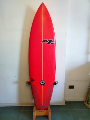 Tabla de Surf MG red 5'10''1