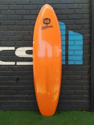 SoftBoard HR California 6.0 Orange1