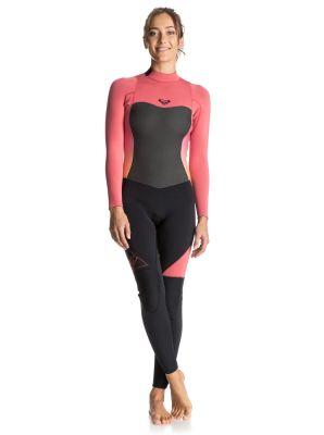 Wetsuit Roxy Syncro 4/3 Women Pink T101