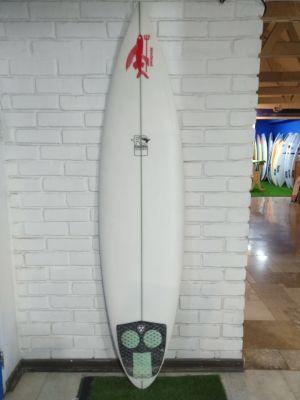Tabla de Surf Segunda Mano Fletch Pro Gun Epoxic 6'8''1
