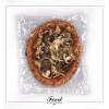Pizza Vegetarina   ,  30 cm  * congelada1