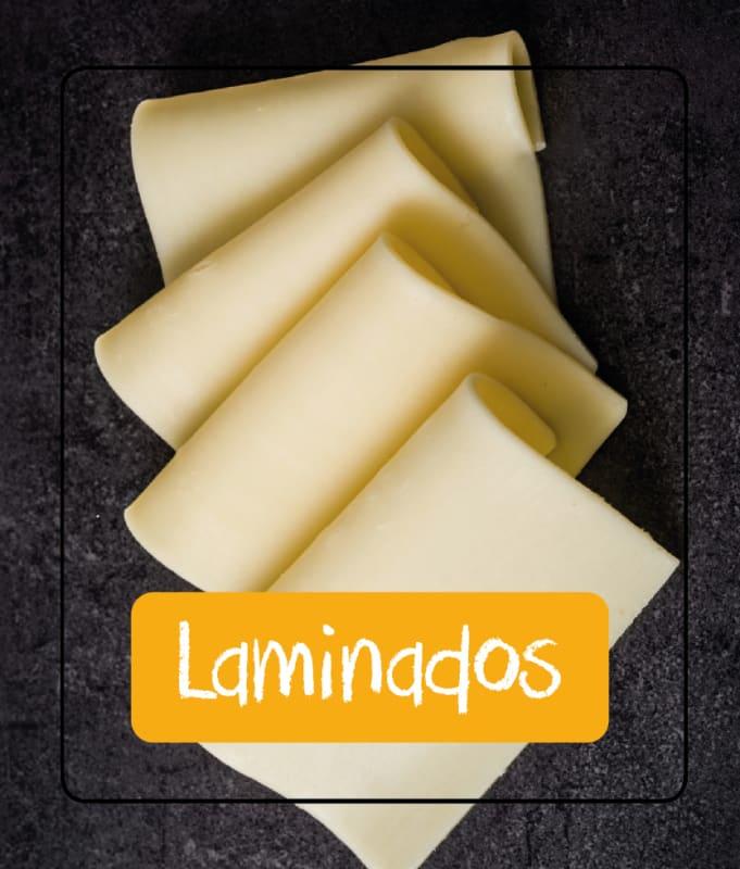 QUESOS LAMINADOS Y FRESCOS