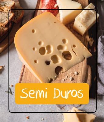 quesos semiduro