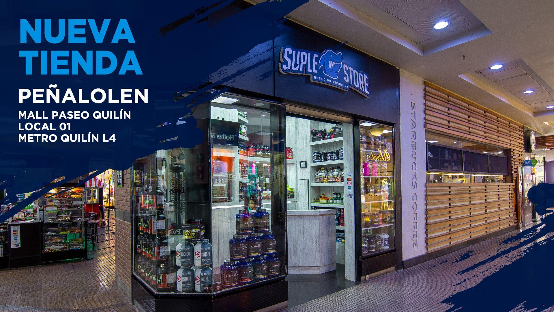 2819f270828f6 SupleStore - Suplementos Deportivos Chile