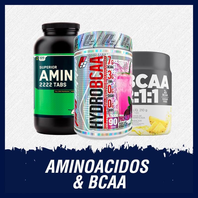 AMINOS BCAA S
