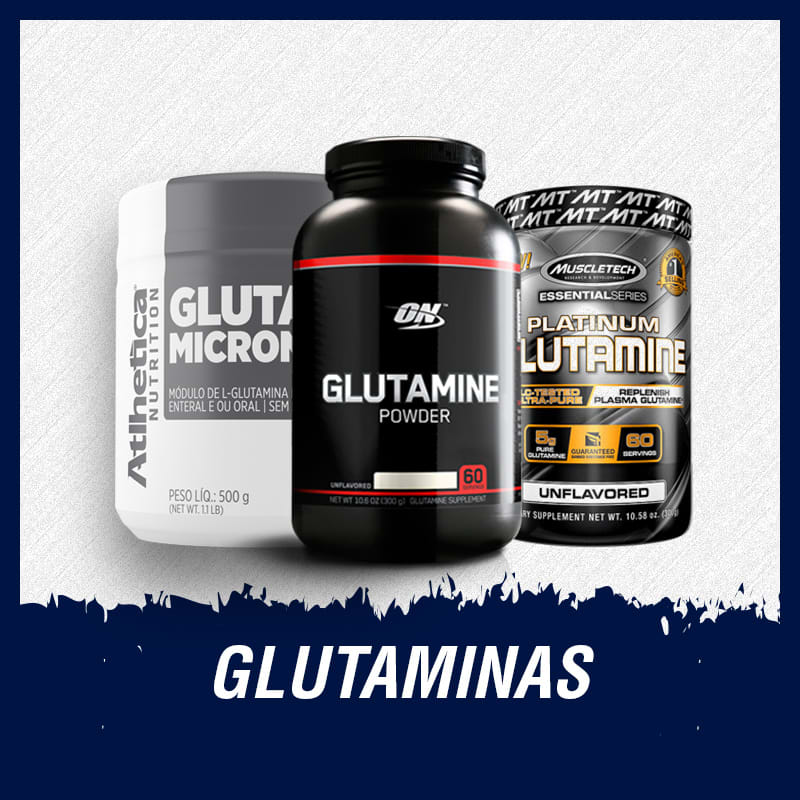 GLUTAMINAS