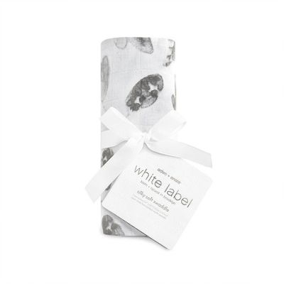 SWADDLE / TUTO XL FORAGERS LEAVES (SILKY SOFT)1