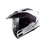 CASCO LS2 FF 324 METRO EVO FULL BLANCO