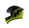 CASCO AGV K1 EDGE 46 ROSSI