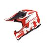 CASCO MT FALCON WESTON A0 ROJO