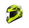 CASCO LS2 FF352 FAN AMARILLO