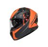 CASCO AREX FURY MR-917 CARBON NARANJO