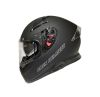 CASCO AREX FURY MR-917 NEGRO MATE