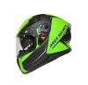 CASCO AREX FURY MR-917 CARBON VERDE