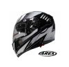 CASCO AREX ABATIBLE MR 701 GRAPHIC GRIS