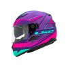 CASCO LS2 STREAM EVO TREPID PURPURA NEON