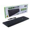 TECLADO PC USB-LINE K-816 COD.1538 ALTA CALIDAD