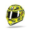 CASCO AGV K1 WINTER TEST ROSSI