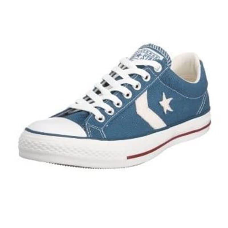 zapatillas converse 27 azul