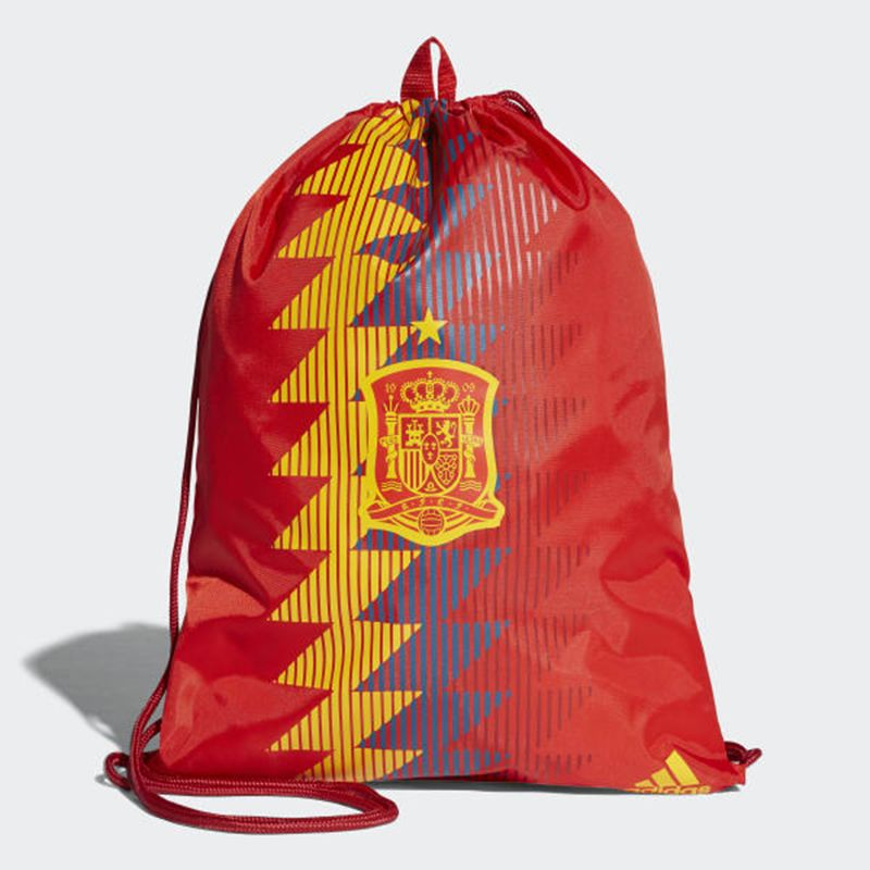 disco George Eliot efecto  Bolso Adidas Deportivo FEF Gymback Rojo | Charlie - Sports
