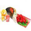 pack 12 rosas