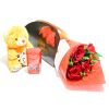 Pack 6 rosas especial