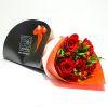 Bouquet 6 Rosas Rojas Especiales