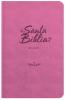 Biblia Letra Grande con Himnario - Fucsia