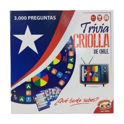TRIVIA CRIOLLA DE CHILE1