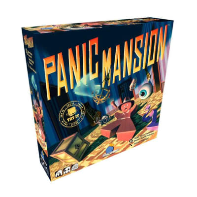 Panic Mansion1