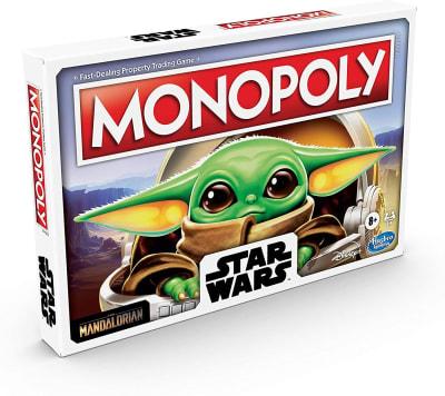 MONOPOLY STAR WARS1
