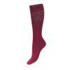 Horze Crescendo Socks Zinfandel  39/41