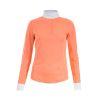 Horze Blaire Women's Long-Sleeved Functional Show Shirt  Flamingo Pink 36